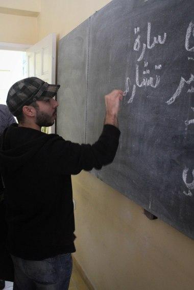 Arabic lessons!